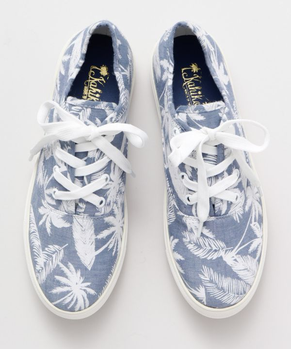 Palm Tree Sneakers-Shoes-Ametsuchi