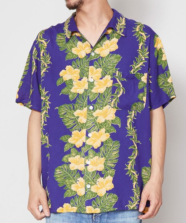 ALOALO Hawaiian Shirt