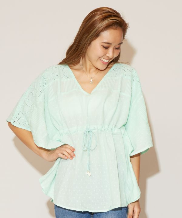Star Shower Lace Top