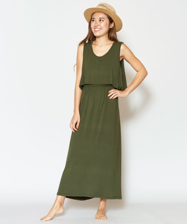 Effortless Jersey Dress