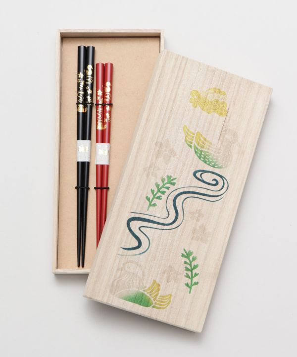 Auspicious Chopsticks Set-Ametsuchi