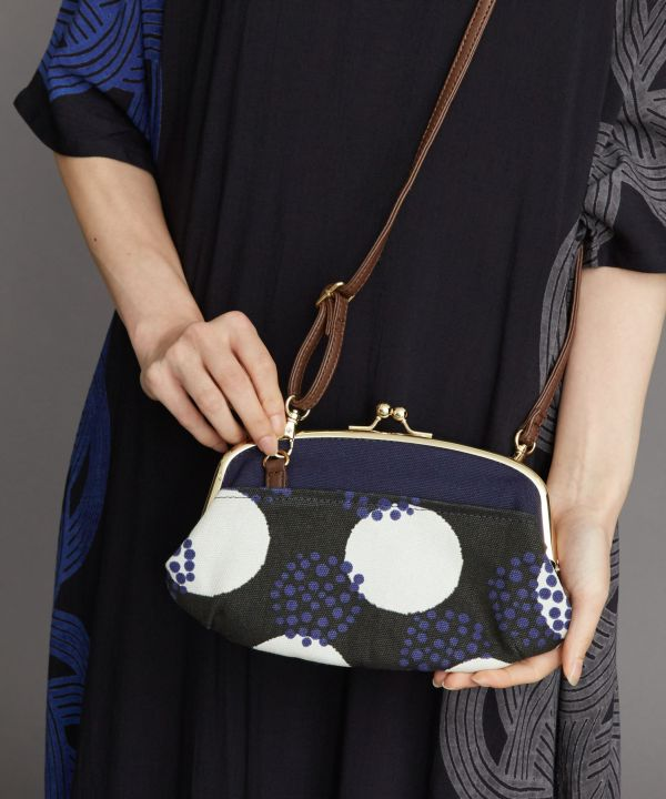 Dot GAMAGUCHI Shoulder Bag-Ametsuchi