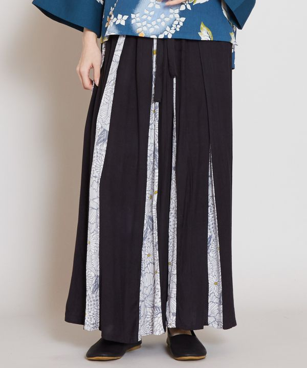 Fleeting Beauty HAKKAKE Skirt-Ametsuchi