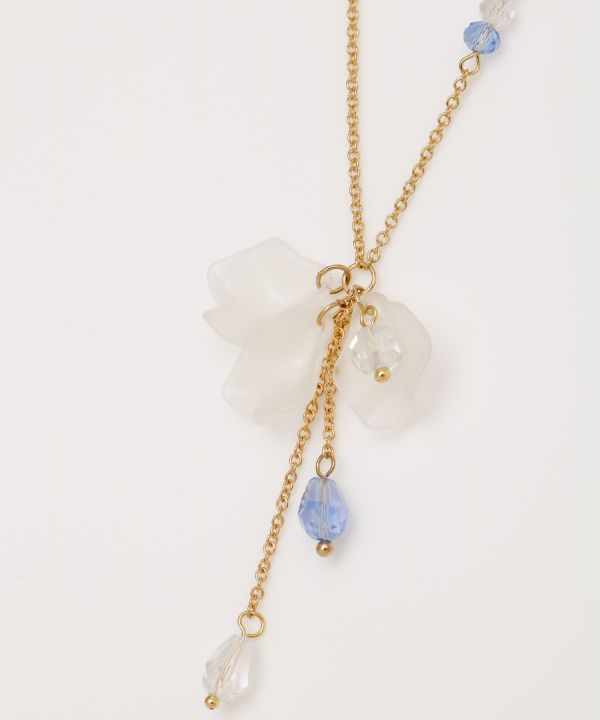 Petal Necklace -Necklaces-Ametsuchi