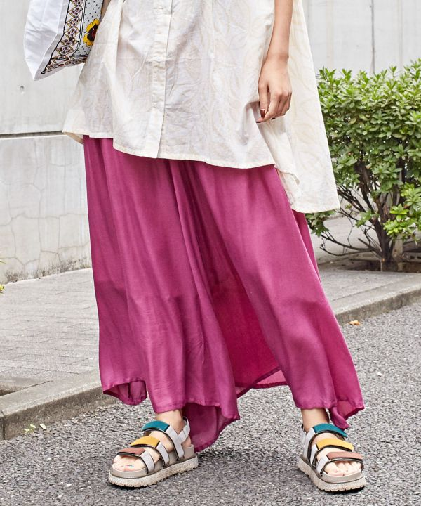 Everyday Bohemian Wide Pants