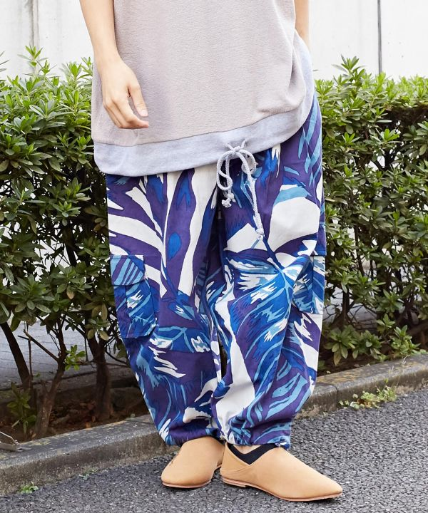 Botanical Men's Cropped Pants