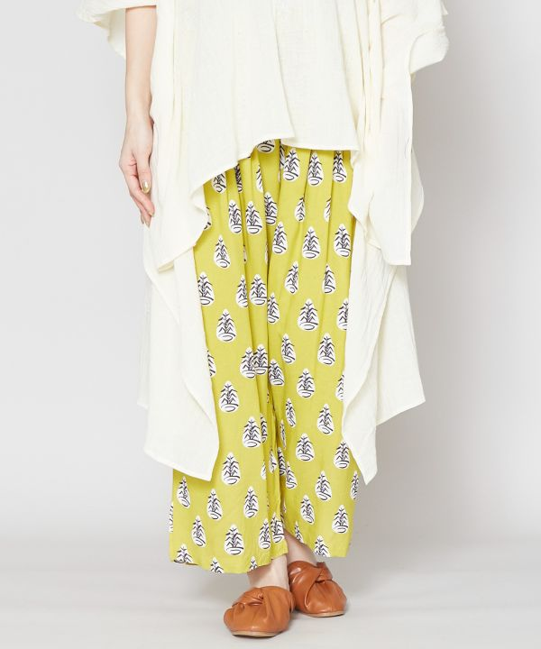 Pueblo Legends Wide Leg Pants
