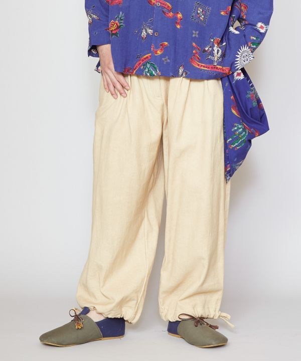 Canyon Wide Leg Pants-Ametsuchi