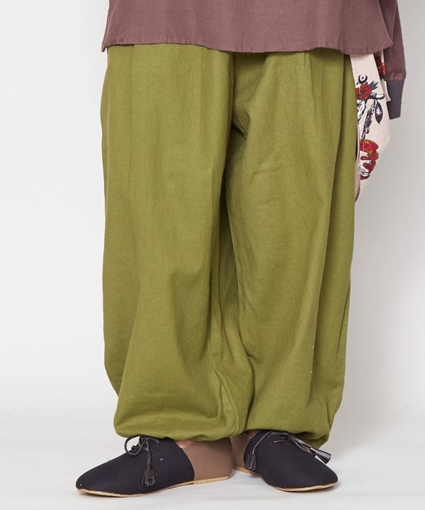 Pantalon large Canyon
