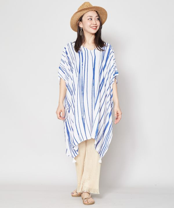 Pueblo Legends Tunic Top-Ametsuchi
