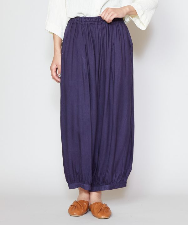 Plain Slouchy Pants