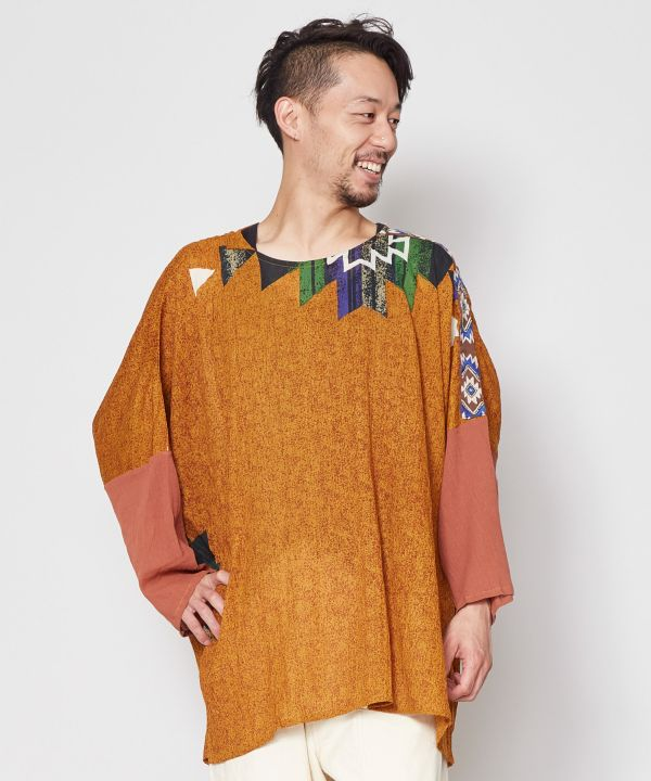 NAVAJO Spirit Men's Top-Ametsuchi