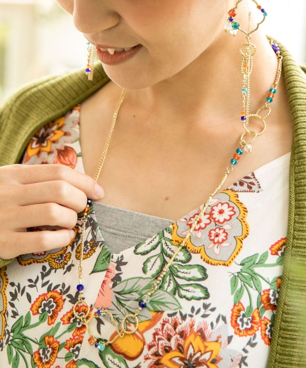 Seashore Necklace -Necklaces-Ametsuchi