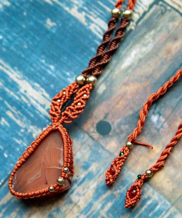 Shepherd's Braid Necklace