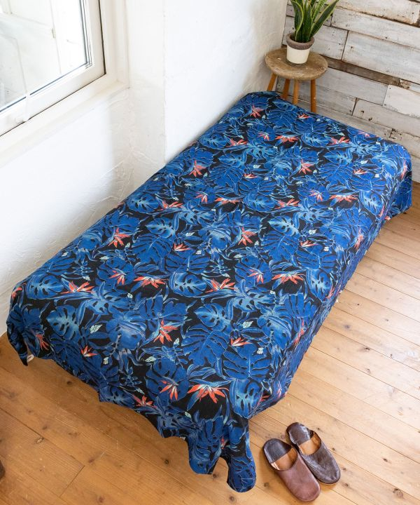 Botanical Resort Multi Cloth-Bed Linens-AMINA- Ametsuchi