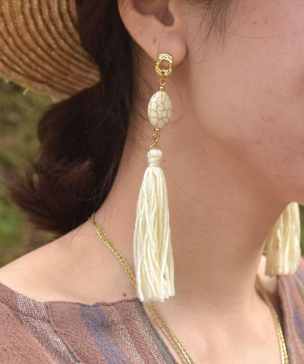 Chic Fringe Earrings
