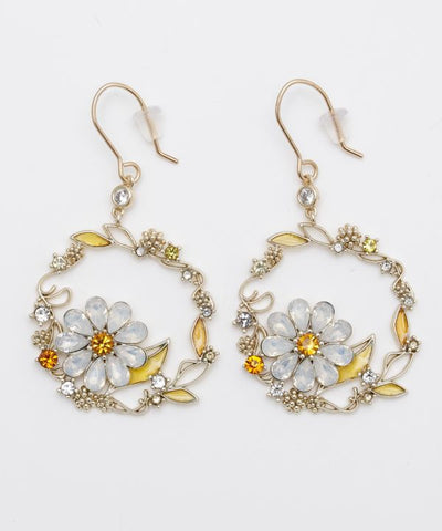 Bouquet Earrings -Earrings-Ametsuchi