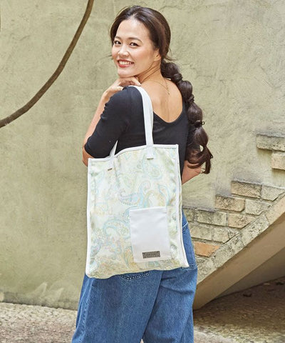 French Moroccan Tote Bag-Bags & Purses-欧州航路- Ametsuchi