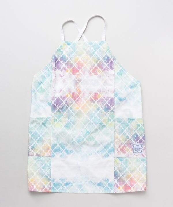 French Moroccan Apron