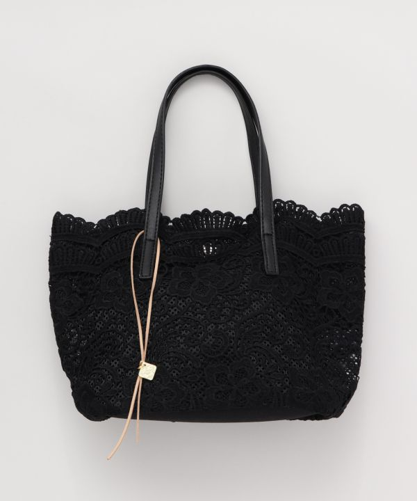 Lace Hand Bag