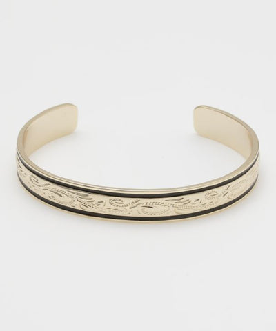 Polynesian Tribal Bangle-Ametsuchi