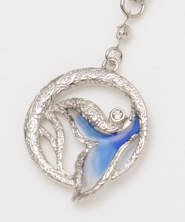 Whale Tale Necklace