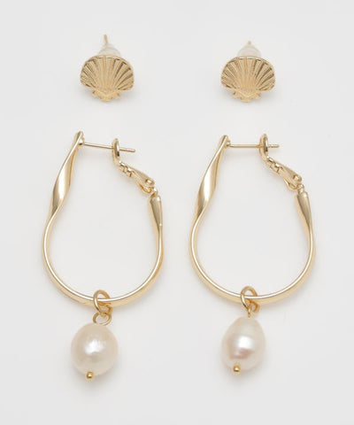 Shelly Earrings Set