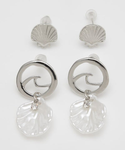 Shelly NALU Earrings Set
