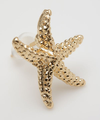 Starfish Earrings Set