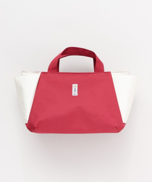 Drizzle Bi Color Hand Bag