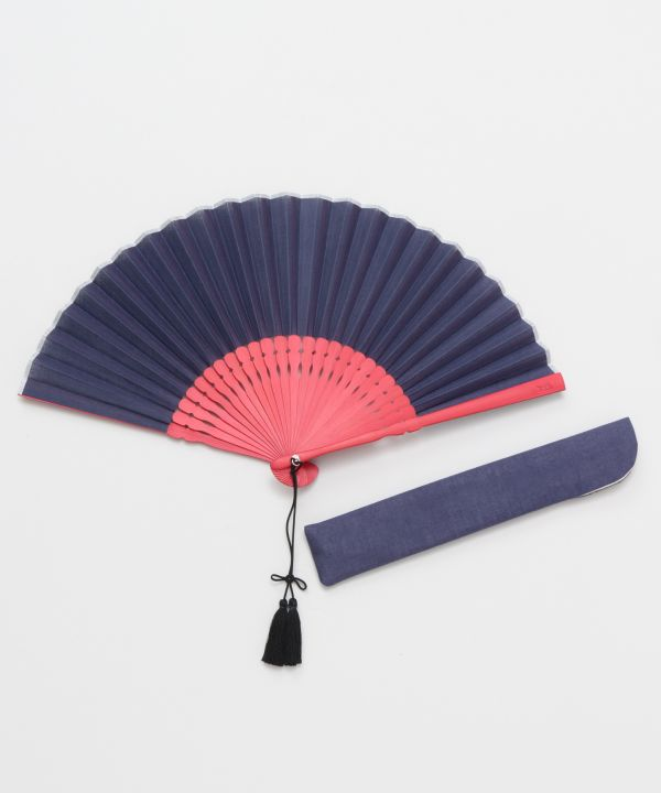 Bi Color SENSU Fan-Ametsuchi