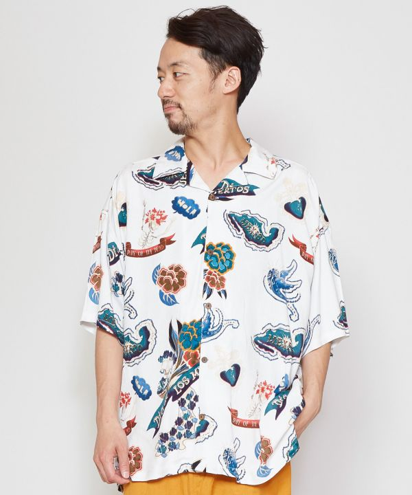 Mexican Men's Aloha Shirt