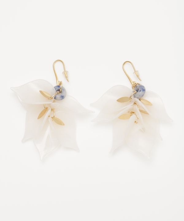 Dancing Leaf Earrings