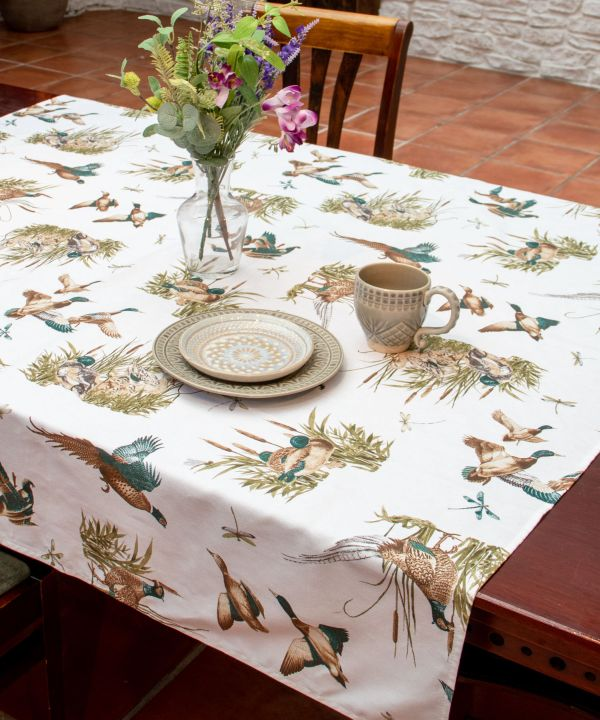 Lombardy Tablecloth