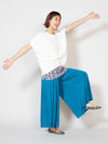 Simple Wide Pants / Skants Scarcho -Pants & Shorts-Ametsuchi