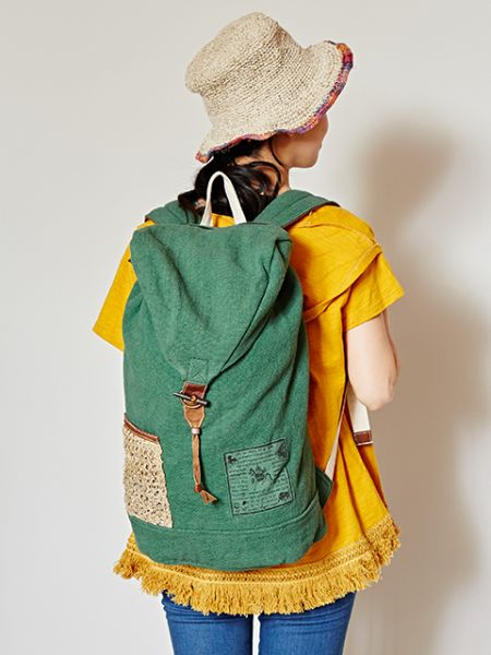 Dar Lcog Inspired Backpack-Bags & Purses-Ametsuchi