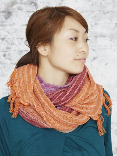 Foulards Snood Magical Color Gradient-Ametsuchi