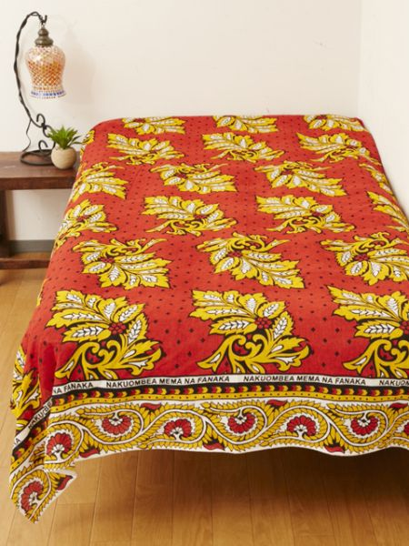Corak Fabrik Afrika Bed Cover Multi Cloth-Bed Linens-Ametsuchi