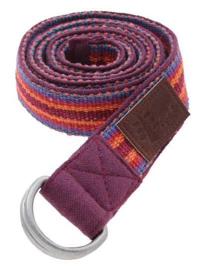 Border weave colorful belt -Others-Ametsuchi
