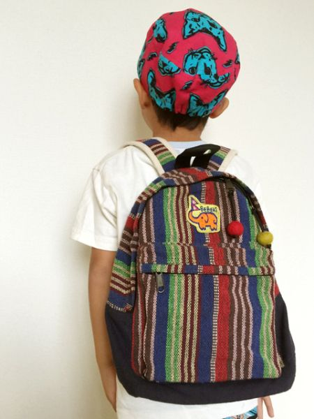 Rainbow KID'S Backpack -Accessories-Ametsuchi