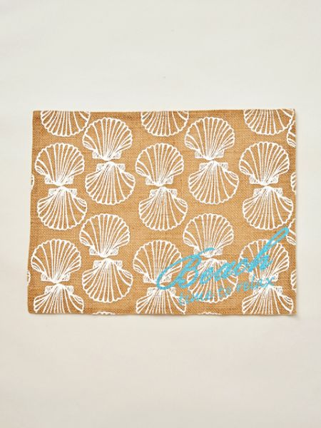 JUTE Seaside Placemat -Kitchen Goods-Ametsuchi