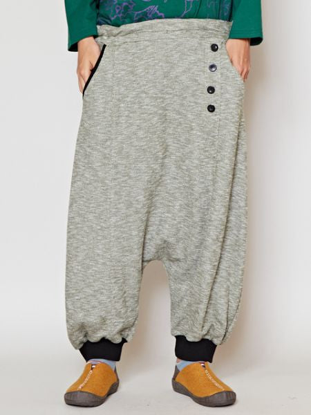 Deformed Harem Pants