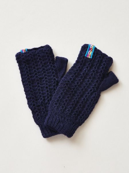 Peruvian Knitted Gloves