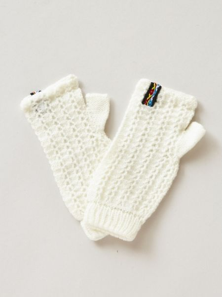 Peruvian Knitted Gloves-Ametsuchi