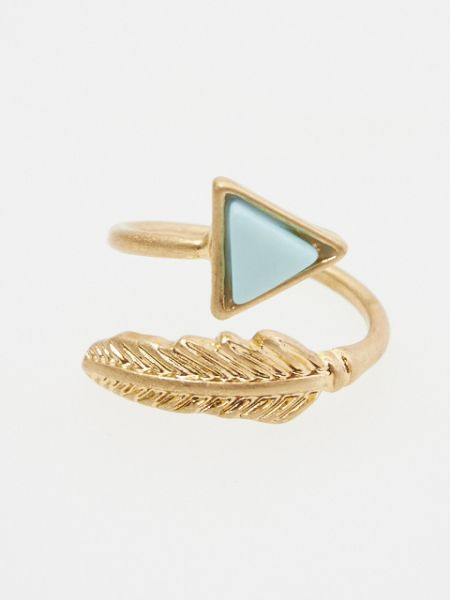 Arrow Feather Ring-Ametsuchi