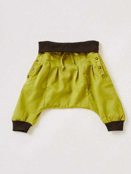 Thai Cotton Kid's Harem Pants -Clothing-Ametsuchi