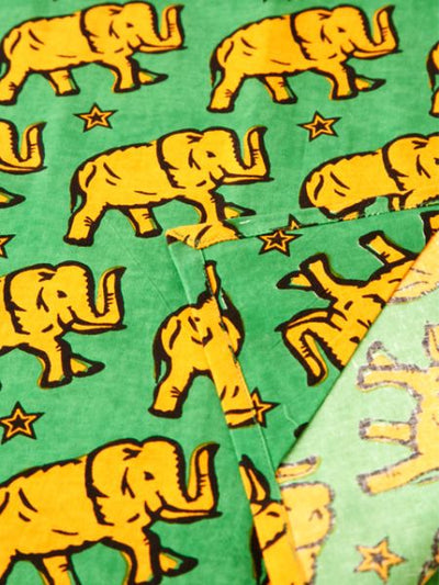 African Fabric Inspired Animal Tablecloth-Kitchen Goods-Ametsuchi