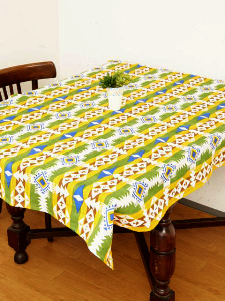 Navajo Pattern Table Cloth -Kitchen Goods-Ametsuchi