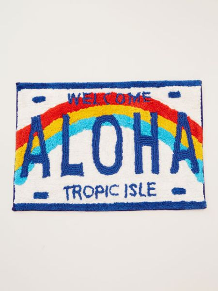 Tapis de sol Welcome Cotton Pile-Ametsuchi