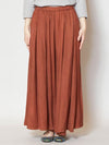 Basic Flowy Wide Leg Pants-Pants & Shorts-Ametsuchi